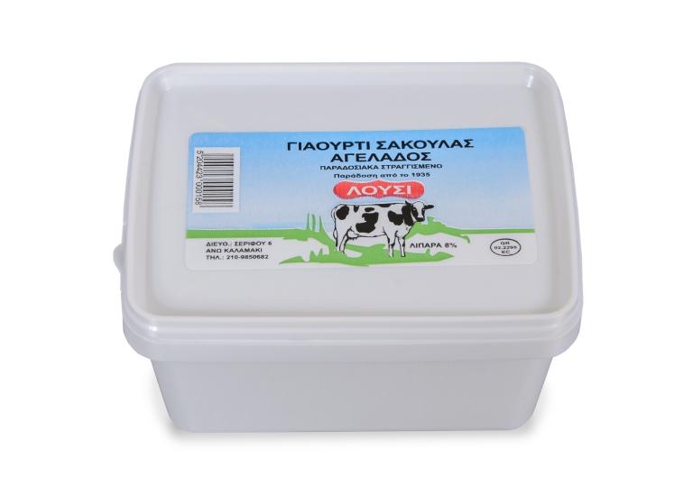 Γιαούρτι σακούλας αγελάδος